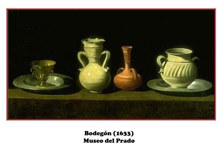 Bodegón (1633)