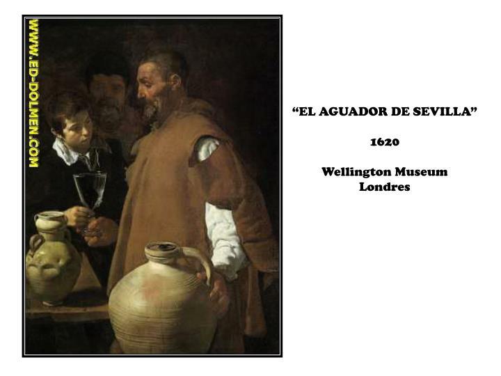 """""""EL AGUADOR DE SEVILLA"""""""