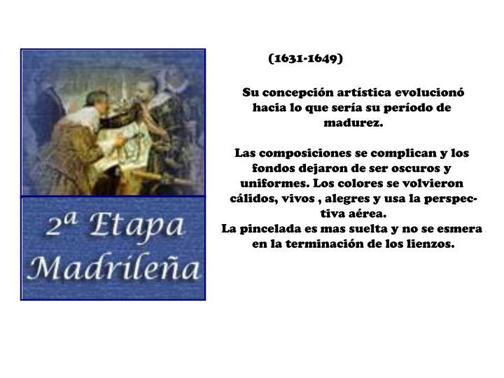 (1631-1649)
