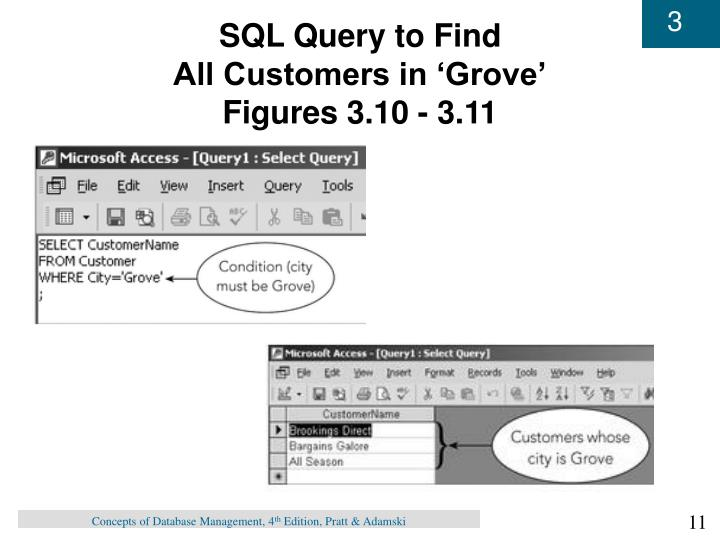 SQL Query to Find