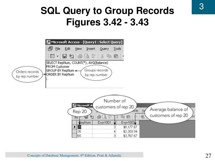 SQL Query to Group Records