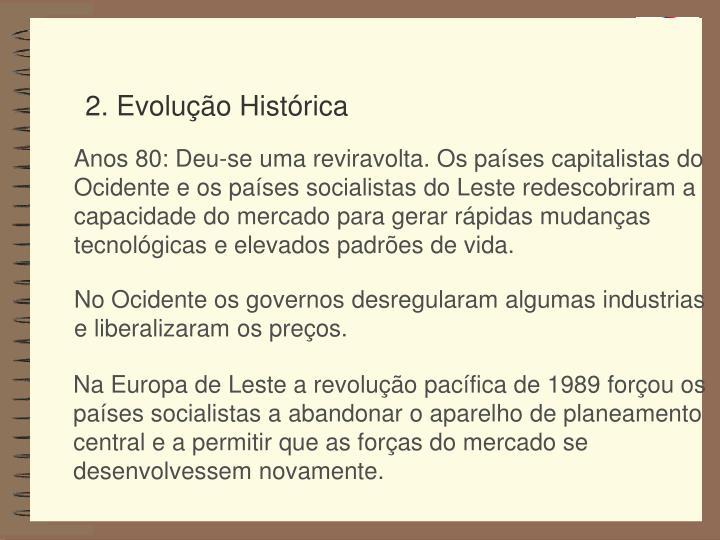2. Evolução Histórica