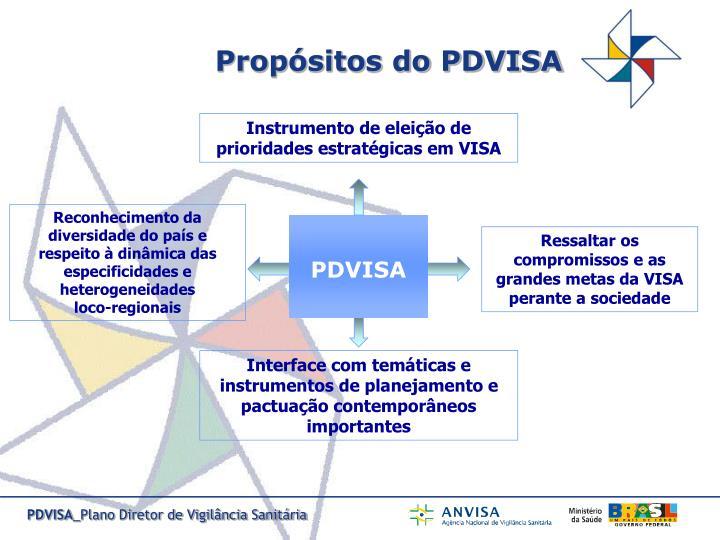 Instrumento de eleição de prioridades estratégicas em VISA