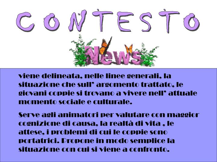CONTESTO