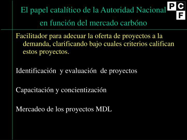 El papel catal