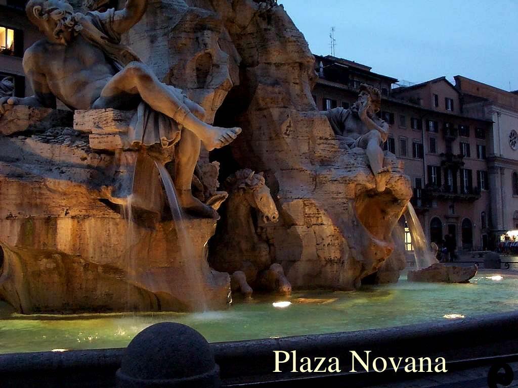 Plaza Novana