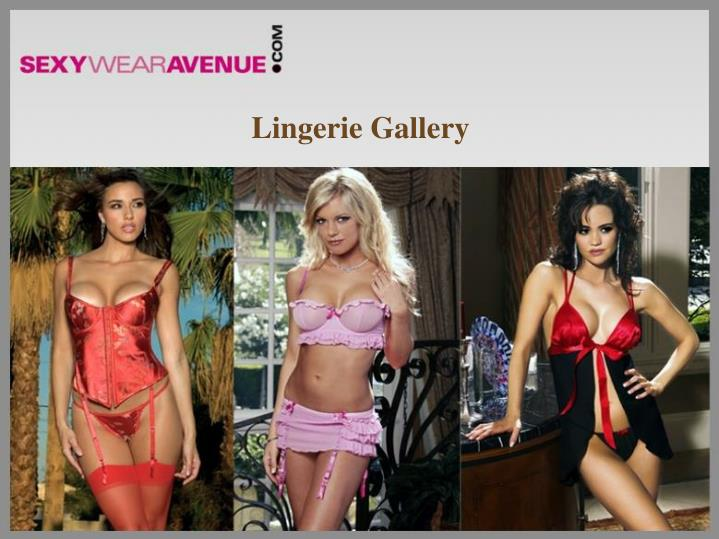 Lingerie Gallery