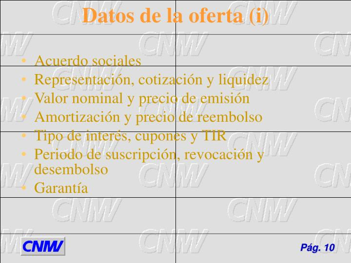 Acuerdo sociales