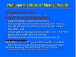 national institute of mental health3