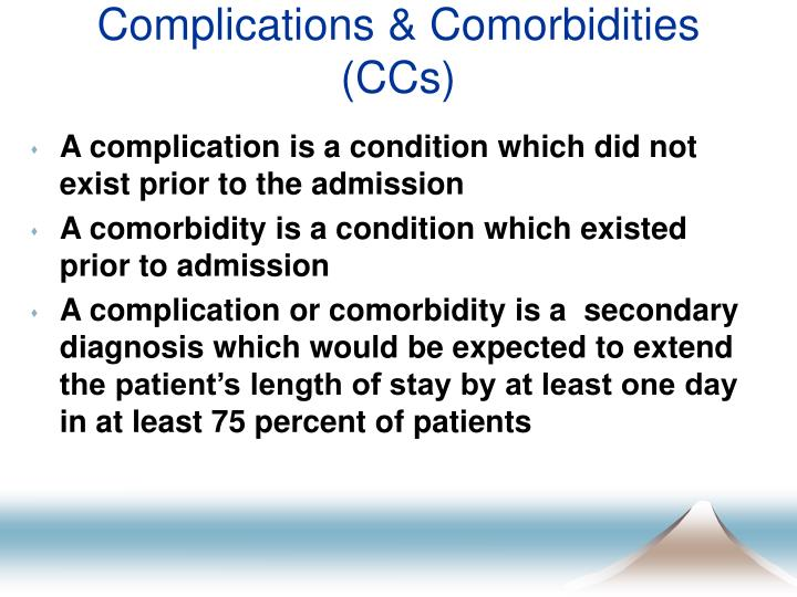 Complications & Comorbidities