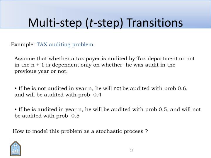 Multi-step (