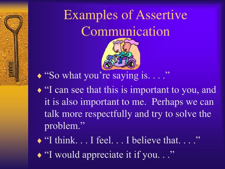 term paper on assertiveness 1 what are argumentative and aggressive communication t o say that conflict exists everywhere would be to state the obvious conflict occurs between all people and in all contexts.