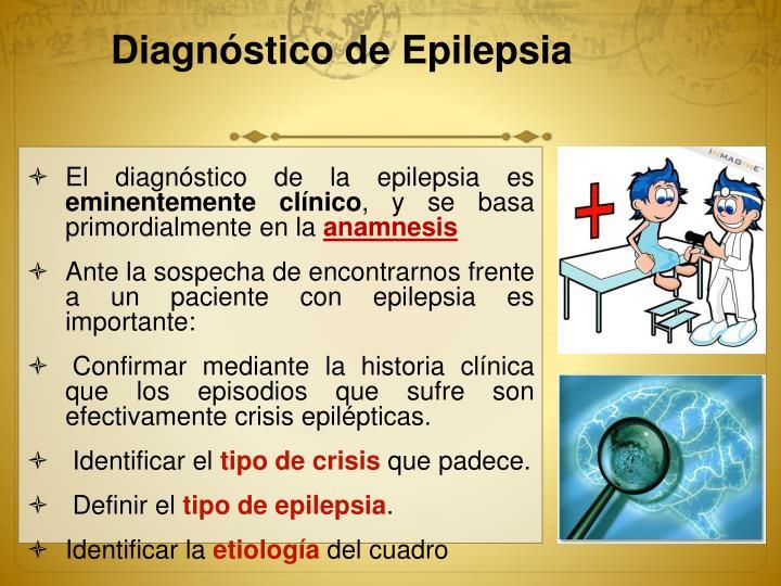 Diagnóstico de Epilepsia