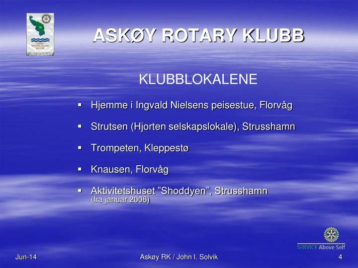 ASKØY ROTARY KLUBB