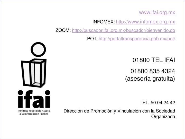 www.ifai.org.mx