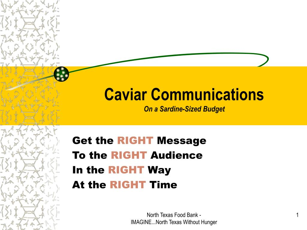 Caviar Communications