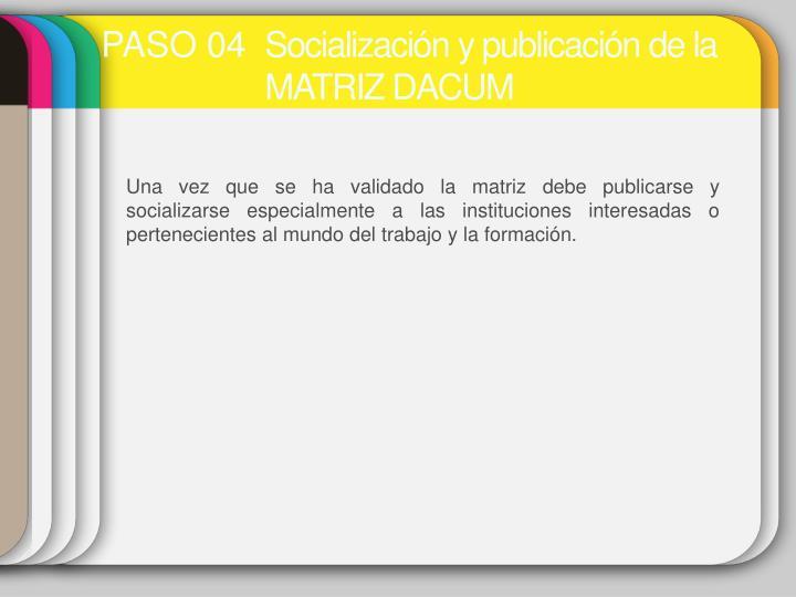 PASO 04