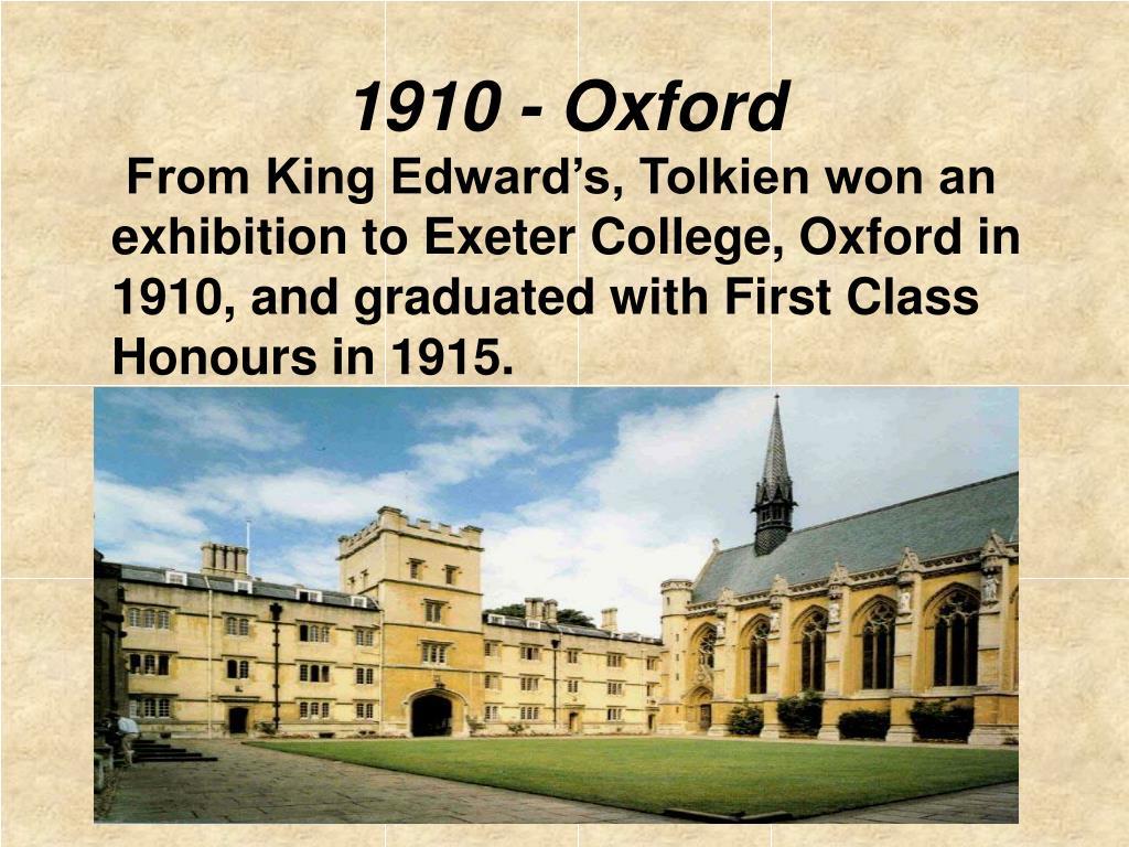 1910 - Oxford