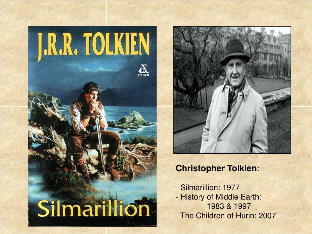 Christopher Tolkien: