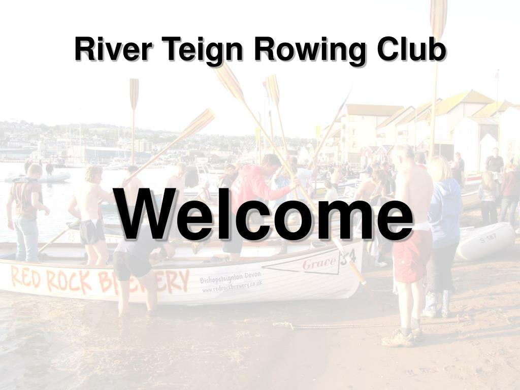 River Teign Rowing Club