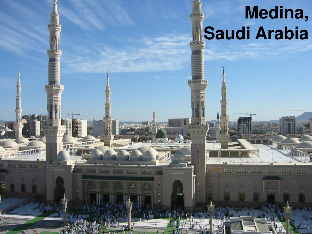 Medina,