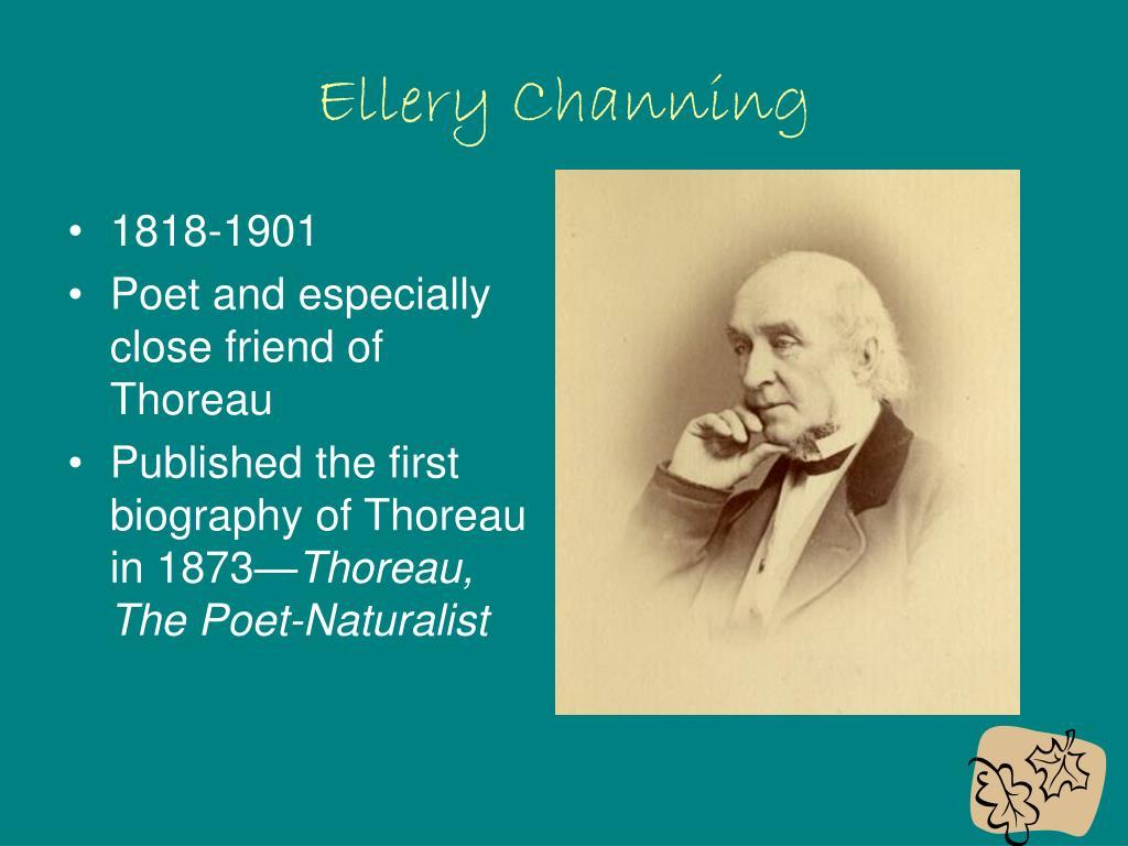 Ellery Channing