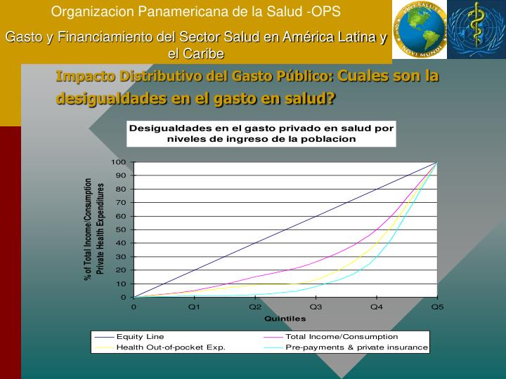 Organizacion Panamericana de la Salud -OPS