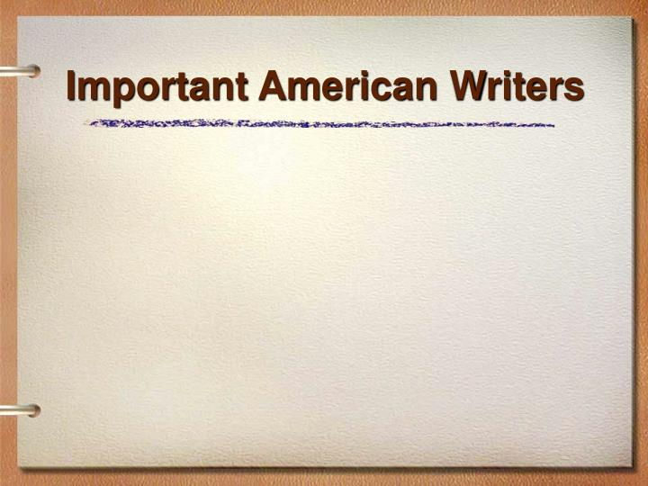 Important american writers l.jpg