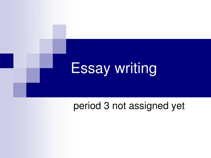 Essay writing l.jpg