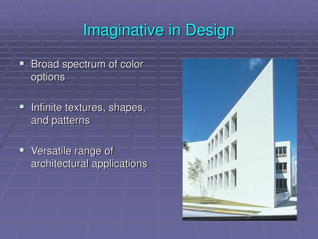 Imaginative in Design