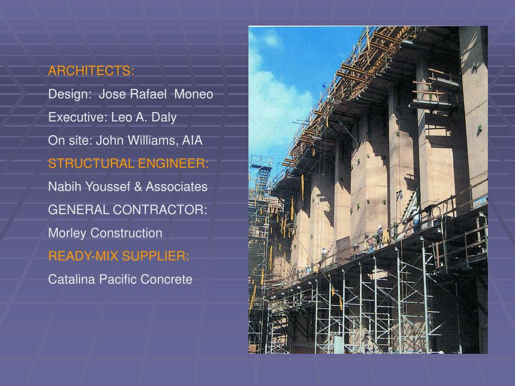 ARCHITECTS: