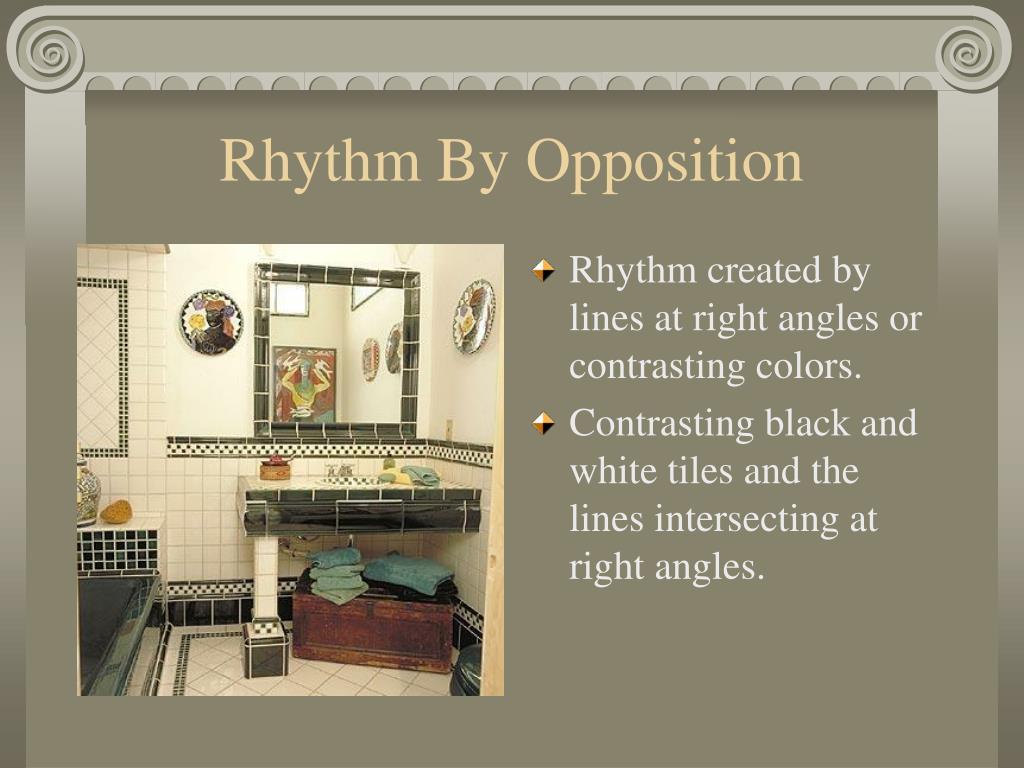 Rhythm By Opposition