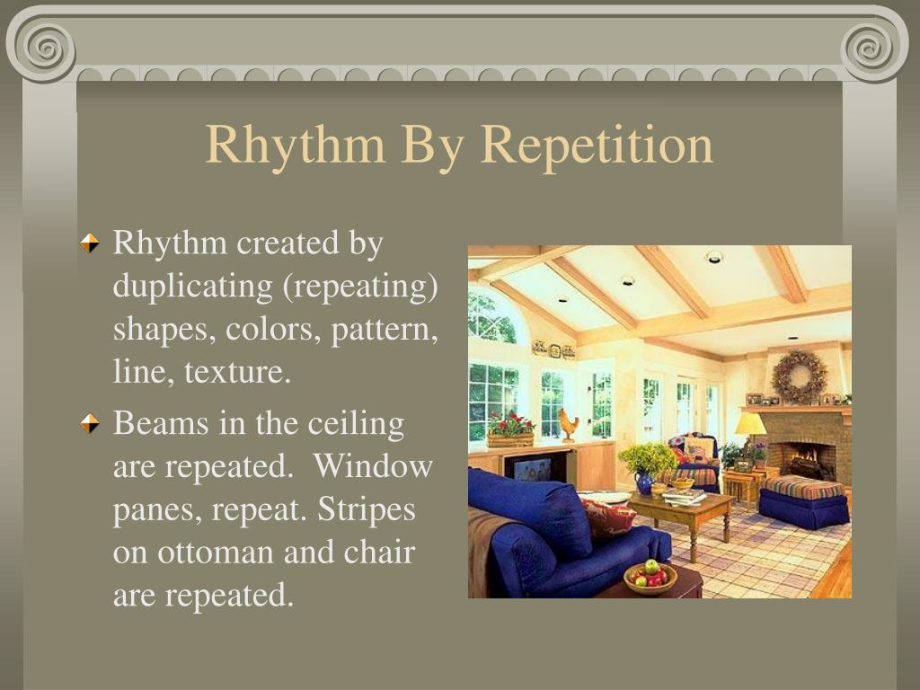 Rhythm By Repetition