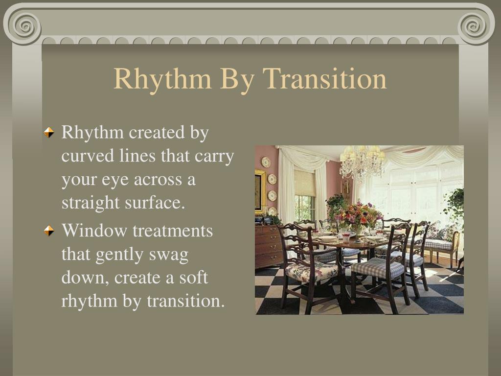 Rhythm By Transition