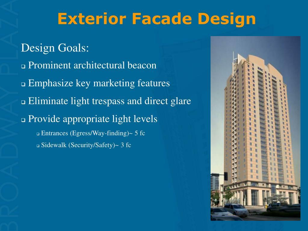 Exterior Facade Design