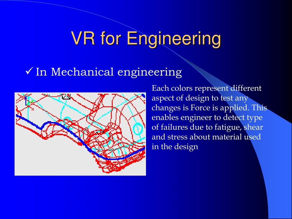 VR for Engineering