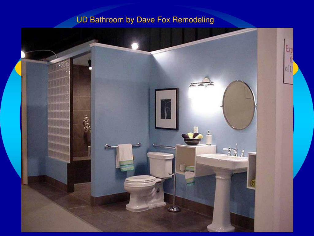 UD Bathroom by Dave Fox Remodeling