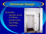 universal design17