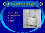 universal design22
