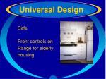 universal design29