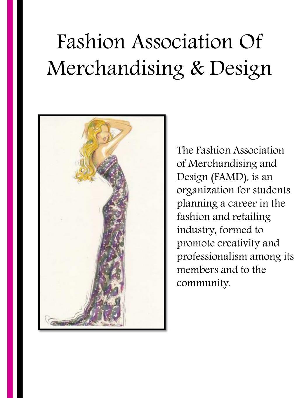 Fashion Association Of Merchandising & Design