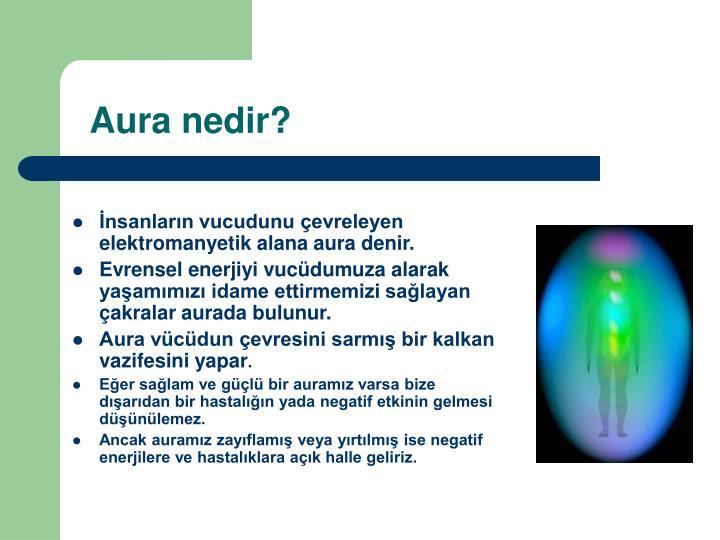 Aura nedir?