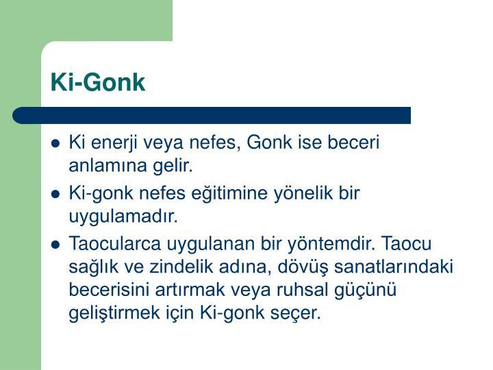 Ki-Gonk