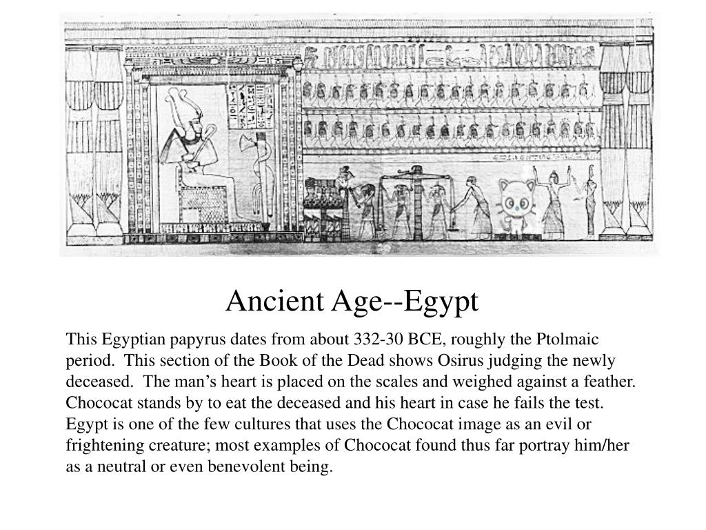 Ancient Age--Egypt