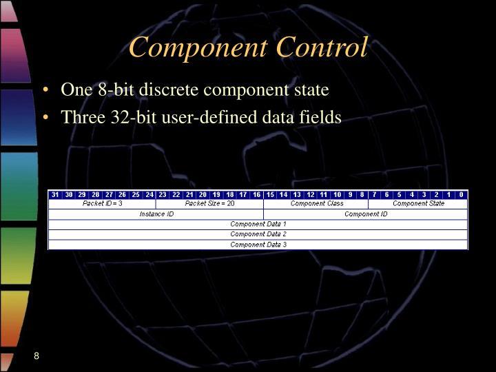 Component Control
