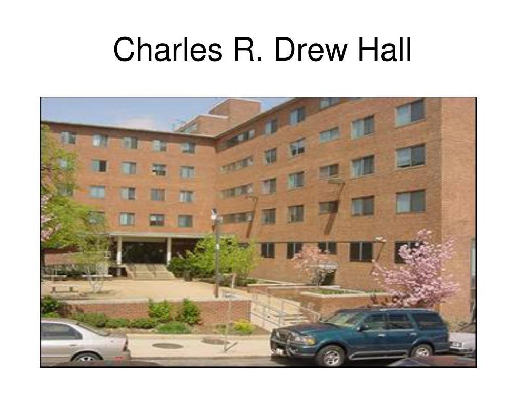 Charles R. Drew Hall