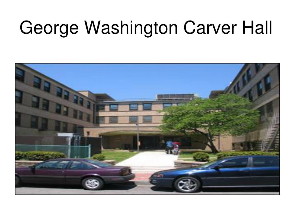 George Washington Carver Hall