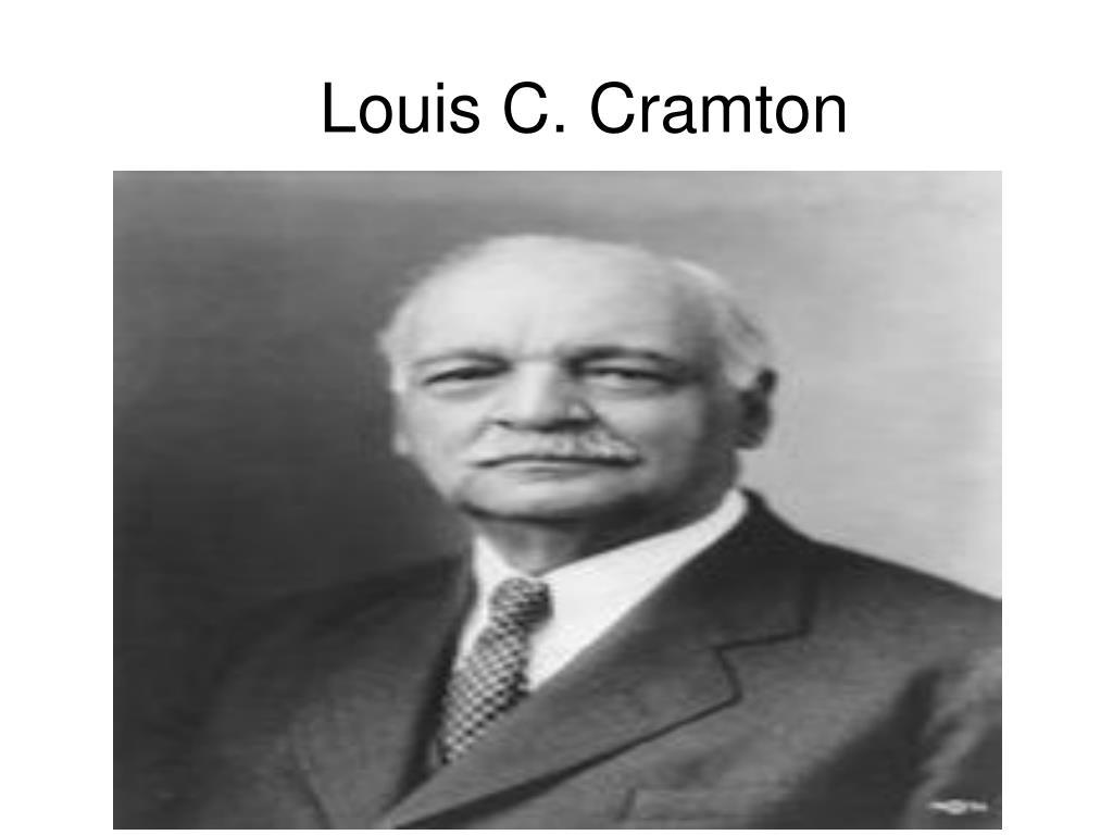 Louis C. Cramton