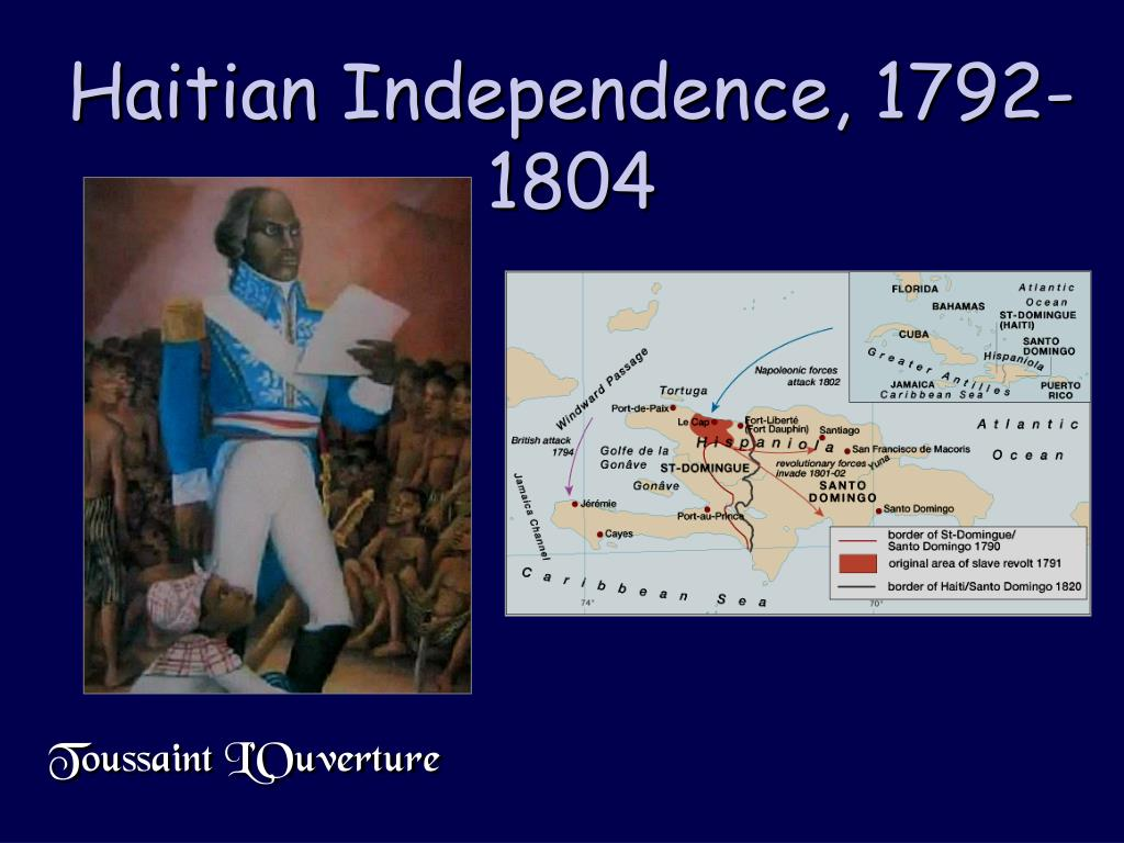 Haitian Independence, 1792-1804