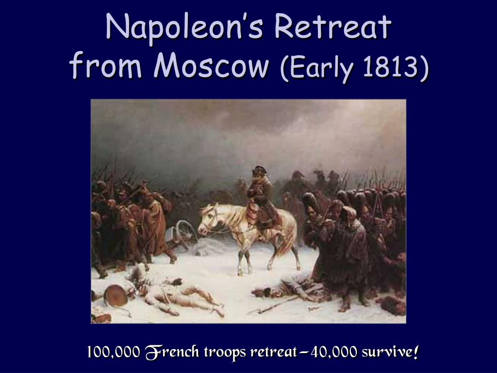 Napoleon's Retreat
